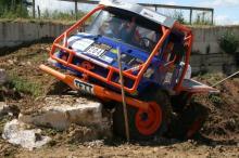 Finale Trophée France Truck Trial