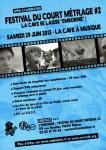 Deuxième Festival du court métrage