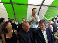 """Frangy-en-Bresse : """"la voix d'une nouvelle voie...."""" (Politique)"""