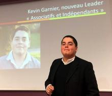 Résultat des élections étudiantes de février 2016 (Université de Bourgogne)