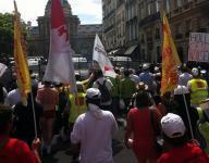 Réactualisé - Manifestation des buralistes à Paris…