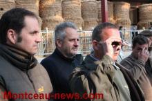 Agriculture – Matinée d'échanges techniques en ferme au Gaec Chardeau (Mont-Saint-Vincent)