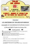 « Anciennes de Toulon-sur-Arroux » (Auto)