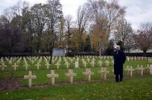 Ils sont morts en Belgique durant la première guerre mondiale...