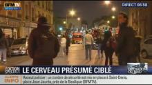 Le reportage en direct : Suite des attentats de Paris....