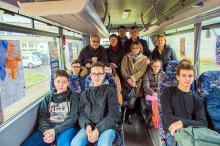 Bus de l'apprentissage 2016 (Saône-et-Loire)