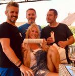 Une famille de Saône-et-Loire aux championnats du monde de Molkky