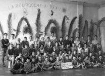 La colonie de vacances des enfants des anciens prisonniers de guerre de Saône et Loire