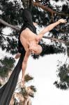 """Balade sensorielle et dansée et spectacle de danse aérienne """"La voile"""""""