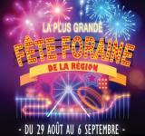 Fête foraine 2015 (Montceau-les-Mines)