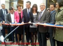 Inauguration des Halles Saint-Pierre de Mâcon...