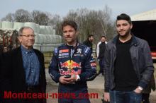 Automobile - Sébastien Loeb insolite... - Voir notre vidéo et une vidéo tournée avec un drone