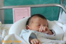 À la maternité de Mâcon