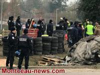 Journées d'action des Gilets jaunes en Saône-et-Loire