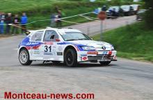 Rallye des Gueules noires 2015...