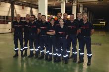 Sapeurs pompiers de Saône-et-Loire