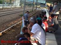 Réactualisé à 20 h 17 -La crise de l'agriculture française s'invite…