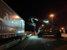 Lancement des nouveaux services d'autoroutes ferroviaires au départ de Mâcon