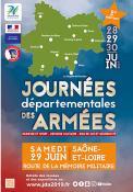 Journées départementales des Armées les 28, 29 et 30 juin