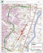 RD 906 – Communes de la Chapelle de Guinchay et de Saint Symphorien d'Ancelles