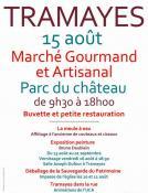 Marché gourmand et artisanal à Tramayes (Sortir)