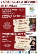 Chevagny-sur-Guye et Cluny (Sortir)