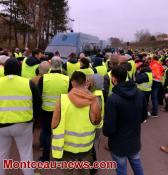 Journée nationale  d'action des Gilets Jaunes....