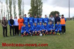 Promotion de District (Foot) : Grosse performance du leader Perrecy, Ciry battu à domicile par l'USBG B (0-1)
