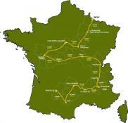 Fredo reparti pour un nouveau tour de France