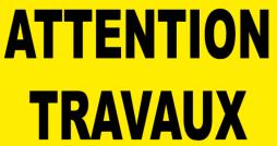 A compter de ce soir : RD906 - Communes de Fleurville et Saint-Albain