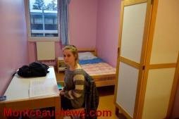 Une visite de l'internat du lycée DOLTO (Montceau)