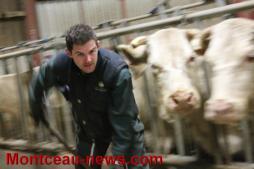 Agriculture – Le nouveau président des jeunes agriculteurs 71 est de Ciry-le-Noble