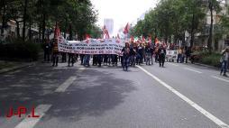 « Loi travail » – Manifesation à Paris (Social)
