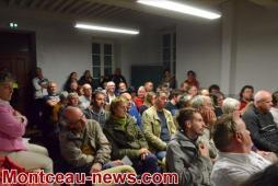 Perrecy-les Forges  /  Réunion publique : Journée nationale d'action du 17 novembre…