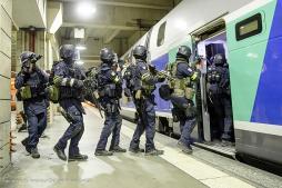 Exercice de sécurité civile : simulation d'attentat en Saône-et-Loire...