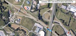 Aménagement de la RCEAsection Prissé – Charnay-les-Mâcon – A406