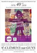 Exposition «Histoires de jardins» à Saint-Clément-sur-Guye