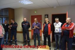Sapeurs pompiers de Saône-et-Loire...